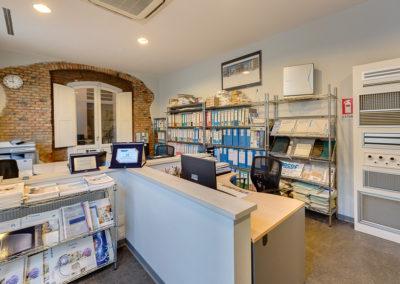 ufficio Pacof impianti condizionatori e climatizzatori Firenze